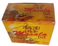 African Pride Masala tea