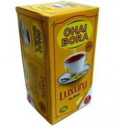 Chai Bora Luxury Blend Tea Bags