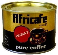 Africafe Pure Instant Coffee 100 Grams