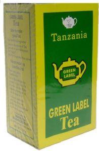 Green Label Loose Tea